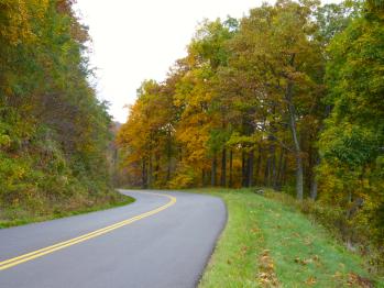 The Blue Ridge Parkway - A Beautiful Drive