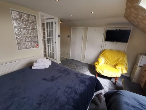 Double room-Standard-Ensuite with Shower-No view-Double Room