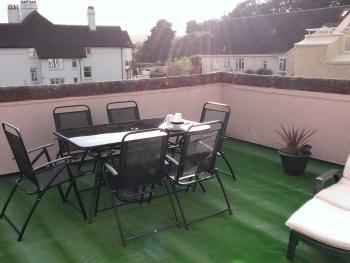 Quad room-Family-Ensuite-Terrace-Dinner Room - Base Rate