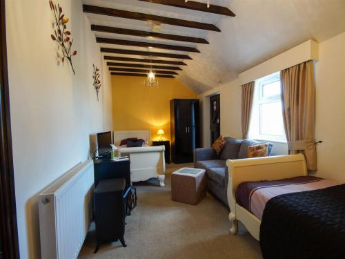 Twin room-Ensuite-THE PADDOCK