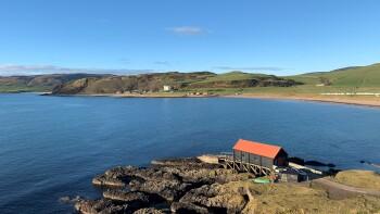 Beautiful Dunaverty Bay