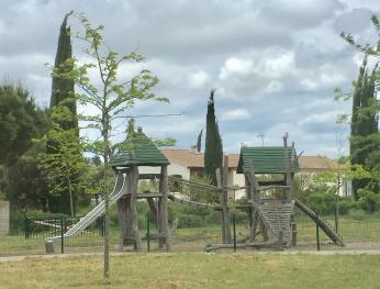 in 200 meters children's playground