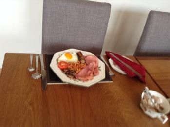 Granary Kitchen Full Welsh Breakfast