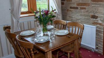 Self Catering Dining Room