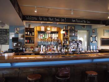 Bar at the Pilot Boat Inn
