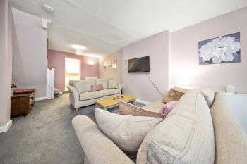 Inspire Homes - Joe's Cottage - Lounge Area
