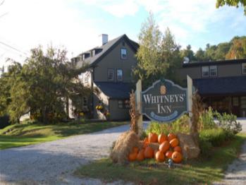 Fall at Whitney's Inn
