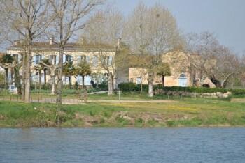La Maison principale et le Moulin