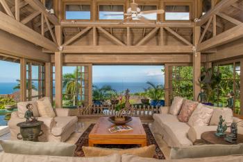 Master Villa Living Room