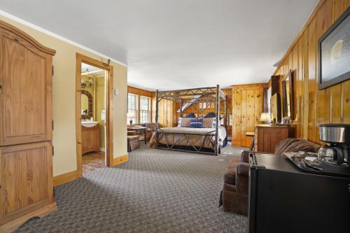 Luxury King-Double room-Ensuite-Standard