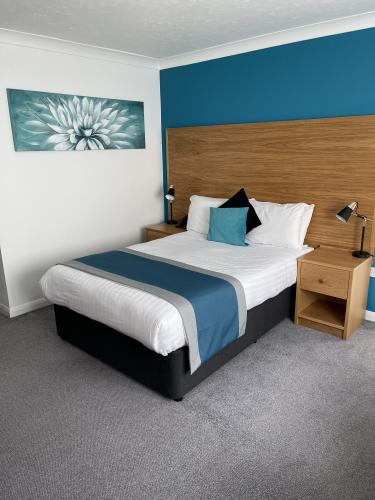 Double room-Disabled-Wet room