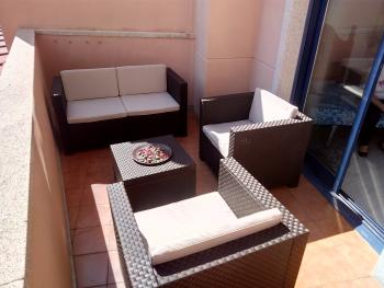 Apartamento Los Loureiros - TERRAZA