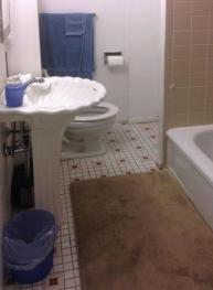 Atlantic 4 piece bathroom