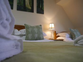 Luxury non - allergenic Duvets and Pillows at Eastfield Lodge