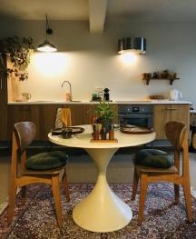 Appartement eettafel