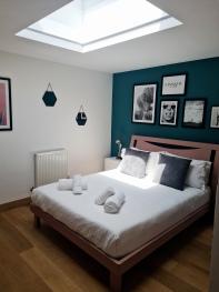 The Nook - Bedroom