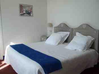 Domaine Saint-Louis Bleue chambre à Carcassonne
