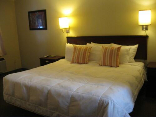 Spruce Queen Room