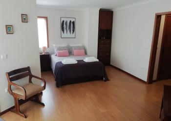 Apartamento Muralha - Quarto