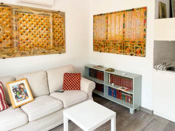 Apartamento Paco - Salón
