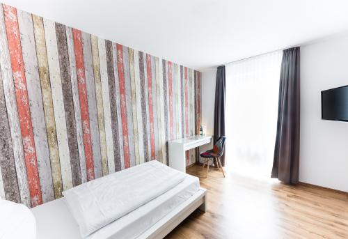 Einzelzimmer-Klassisch-Eigenes Badezimmer-Parkblick