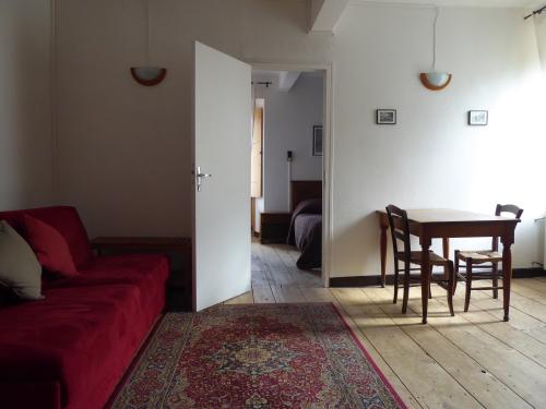 Suite Famille 2 gds lits + Balcon