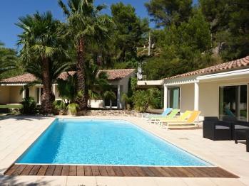 Villa des Costes au cœur des collines calme piscine - Ted Home