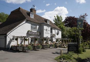 The Woolpack Inn Warehorne -