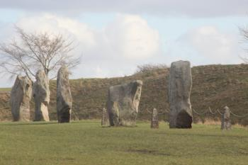 Avebury Henge - The Ridge Way