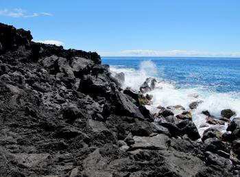 Areias da Prainha. Paisagem Pico 3