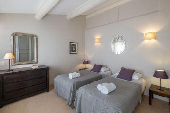 The Mas Third Bedroom