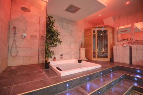 Appartement-de Luxe-Bain à jet-Vue sur la cour-Avec Sauna & Balnéo - Tarif de base