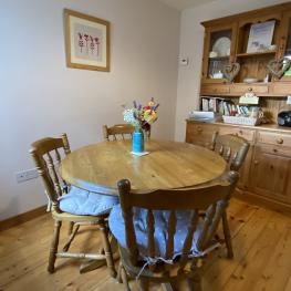 Candy Cottage Dining Room