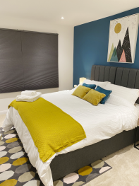 Simeon Suites By EAA Homes - Mater Bedroom with Ensuite