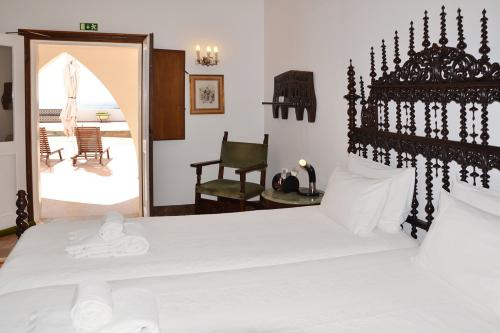 Double room-Private Bathroom-Terrace - Base Rate