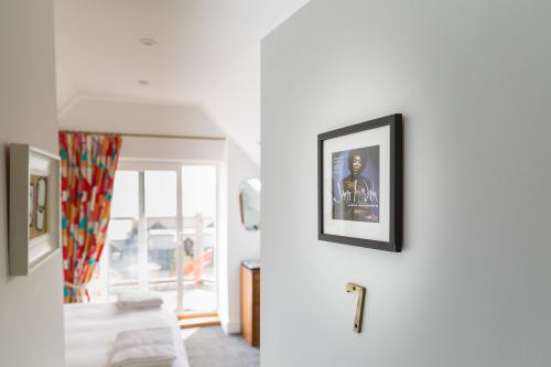 Superior Double with Balcony and Panoramic Sea View | Room 7 | Jimi Hendrix