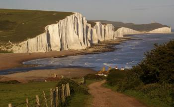 Not just beach, but Seven Sisters and Beachy head - simply stunning