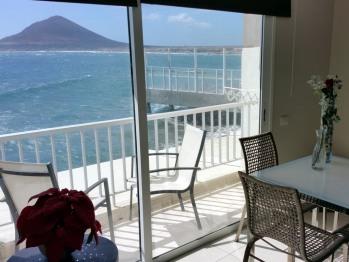Nice Apartment with fantastic sea views el Medano