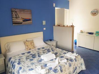 Quadrupla-Comfort-Bagno in camera-Vista giardino-Piano Rialzato - Tariffa base