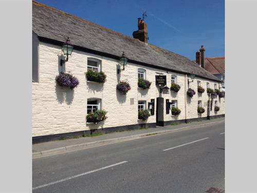 Farmers Arms frontage