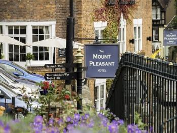 The Mount Pleasant Hotel - Gateway to the Malvern Hills