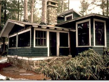 Cabin 1--Lake View