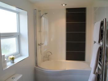 Modern Bath and Shower Facilities