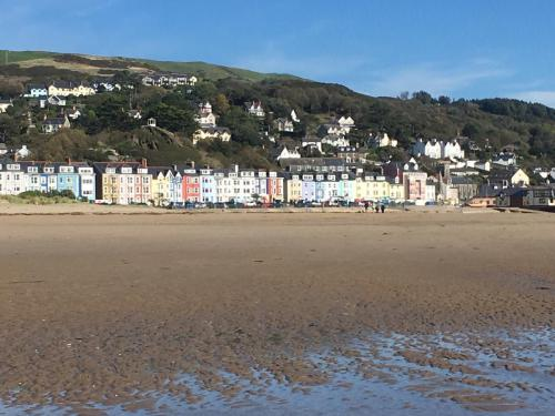 Aberdovey Seafront Location
