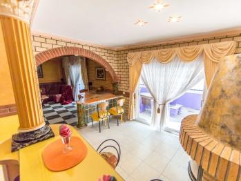 Apartament Morante - comedor terr