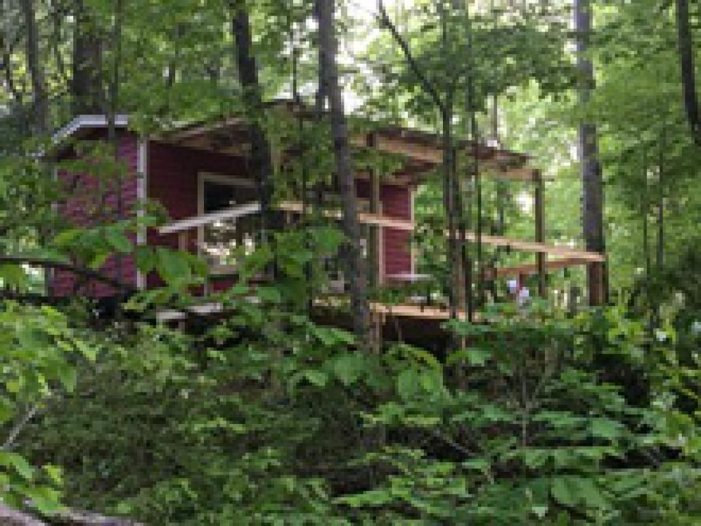 Double room-Ensuite-Standard-Lake View Cabin - Base Rate
