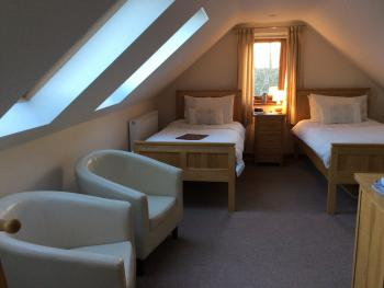 Twin room-Ensuite-The Loft Room