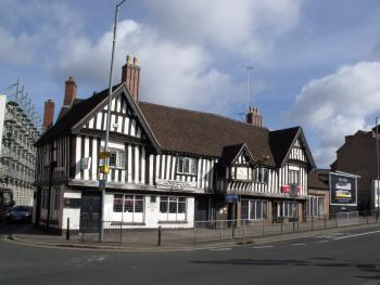 Old Crown Hotel -