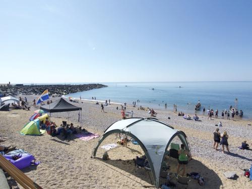 West Beach looking East