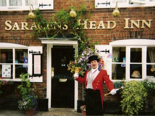 The Saracens Head, Amersham, Buckinghamshire